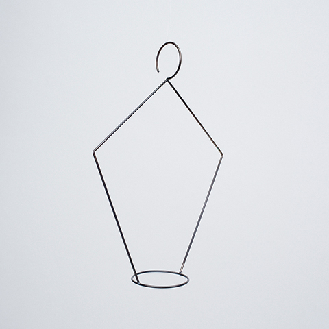 plant hanger-iron